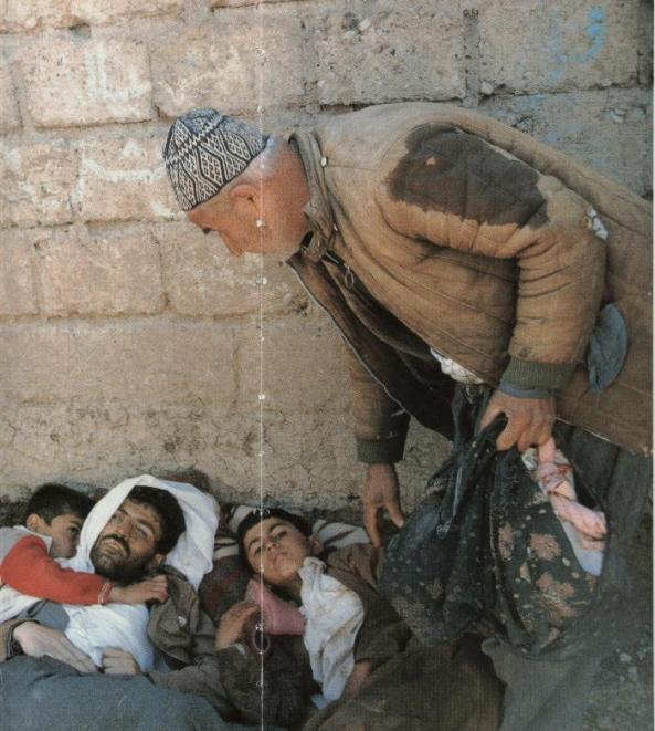Halabja poison gas attack