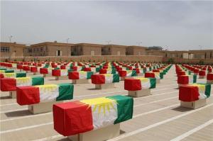 730 Anfal victims returned and laid to rest in Suleimaniah